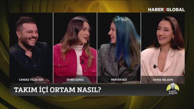 Zehra Güneş, Hande Baladın ve Meryem Boz'dan çok konuşulacak açıklamalar